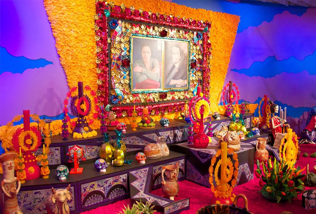 ¿Sabes cómo hacer un altar para el Día de Muertos? - altardemuertos1