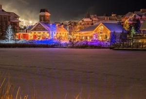 Es hora de descubrir otro spot para esquiar: Blue Mountain, Ontario