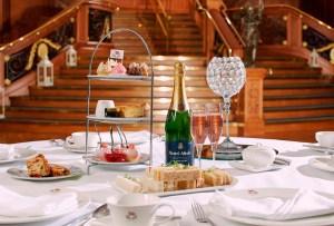 Todavía se produce la champagne que se sirvió en la última cena del Titanic