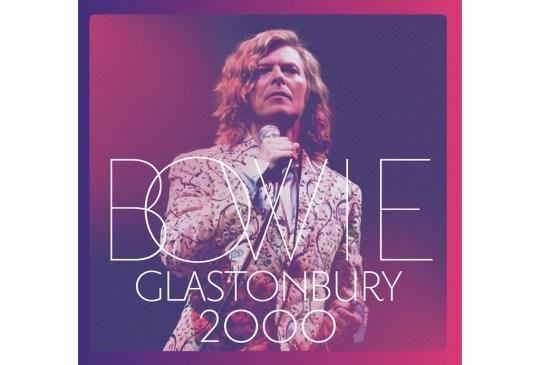 ¡Atención melómanos! Deben sumar David Bowie Glastonbury 2000 a su colección - david-bowie-glastonbury-2000-3-300x203