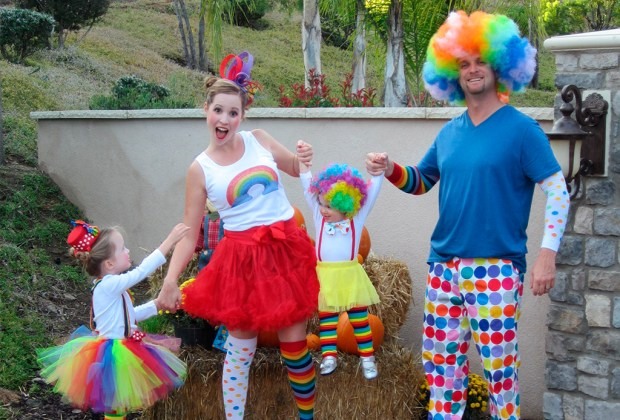 10 ideas de disfraces familiares para las fiestas de Halloween - disfraces8