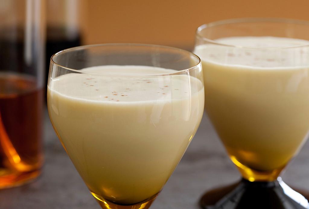 ¿Te gusta el Eggnog? ¡Disfrútalo en su versión vegana con esta receta! - eggnog3
