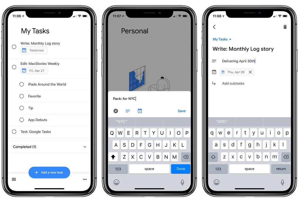 5 apps para cumplir todas tus tareas del día - google-tasks
