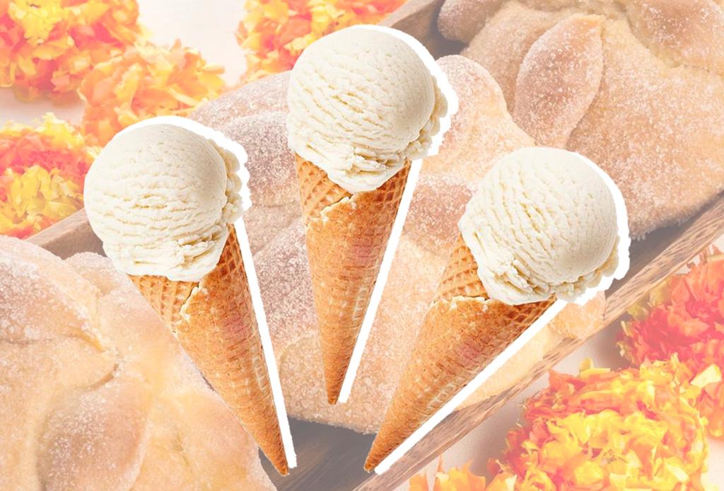 ¡Todavía estás a tiempo! Te decimos dónde encontrar helado de pan de muerto en la CDMX
