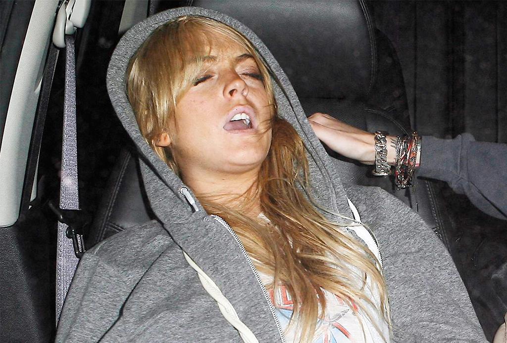 Los momentos más virales de Lindsay Lohan - lindsaylohan3