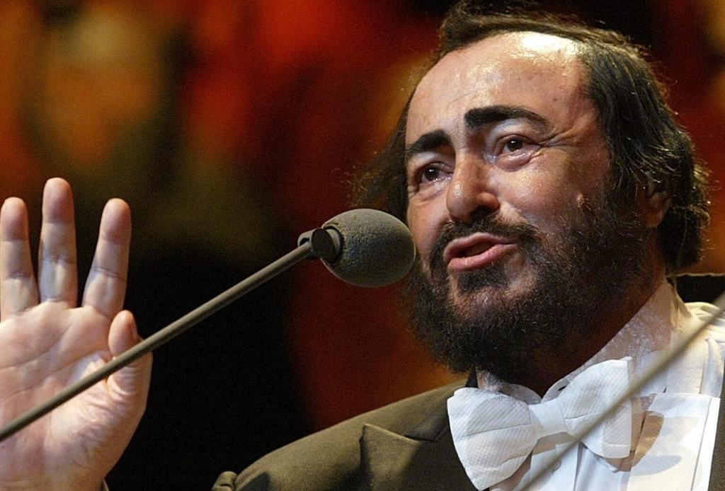 Las 5 mejores interpretaciones de Luciano Pavarotti