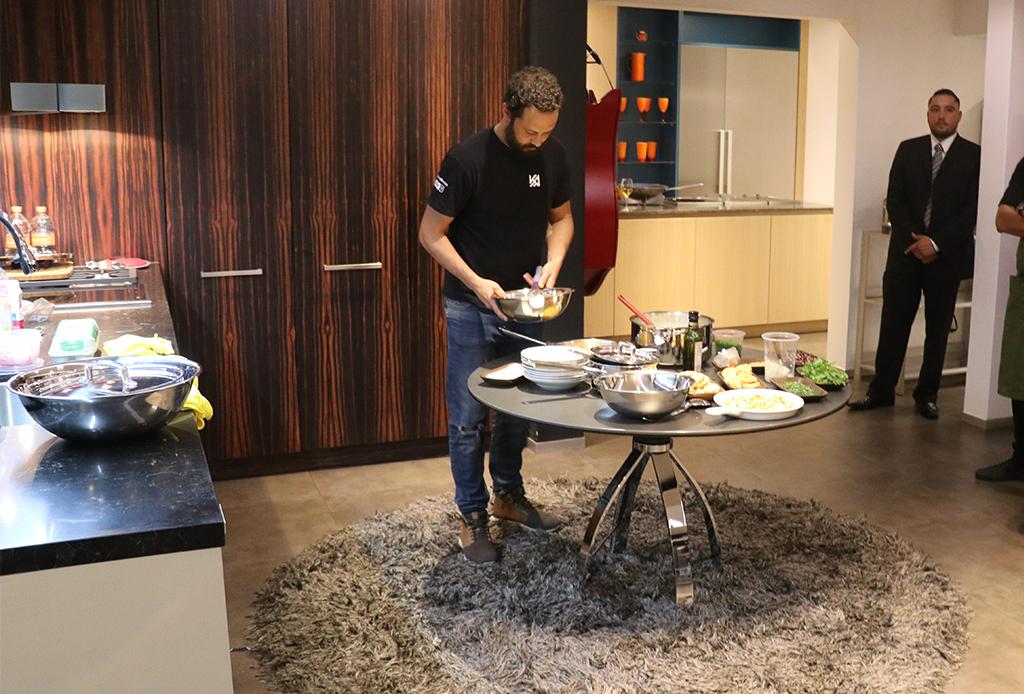 Esta mesa de cocina te cambiará la vida en cuanto la conozcas - mesa-ceramica-3-1