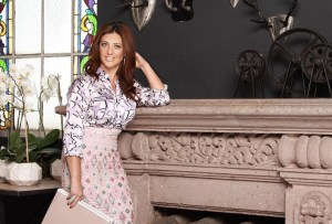 La interiorista mexicana Olga Hanono recibió el reconocimiento 'Designer of The Year American Continent'