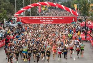 ¿Correrás el maratón de Toronto? ¡Visita estos 10 restaurantes después de cruzar la meta!