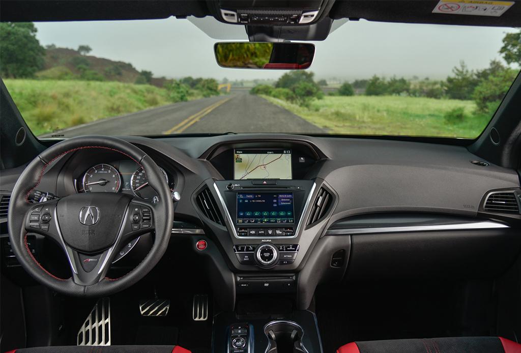 5 razones por las que la nueva Acura MDX debería ser tu próximo coche - acura-mdx-3