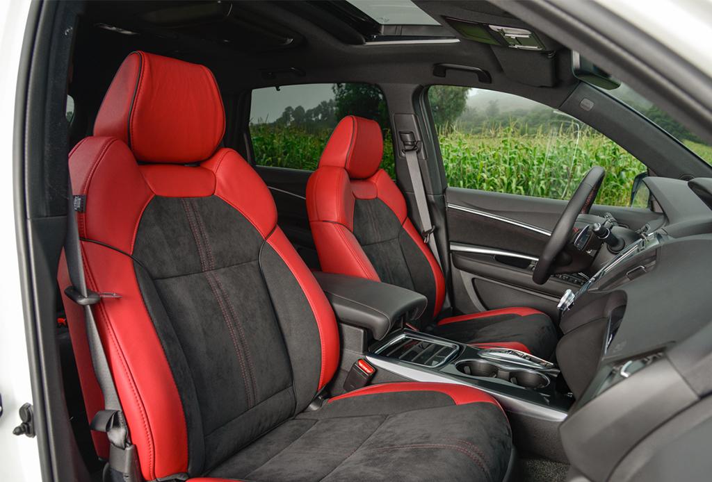 5 razones por las que la nueva Acura MDX debería ser tu próximo coche - acura-mdx-4