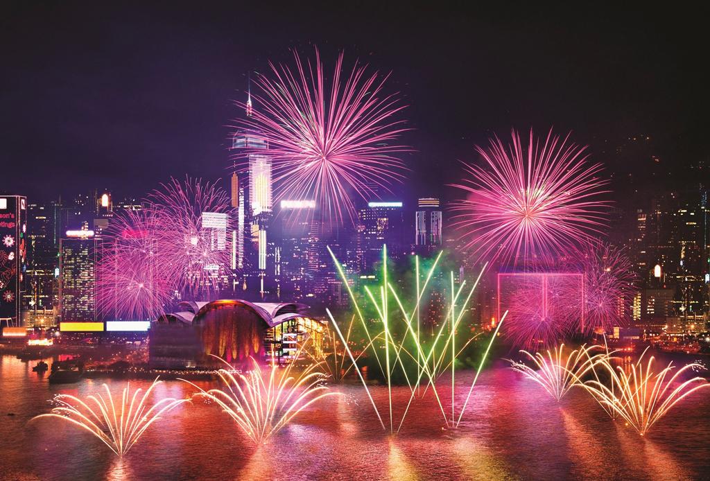 10 ciudades donde la celebración de año nuevo es incomparable - ancc83o-nuevo-hong-kong