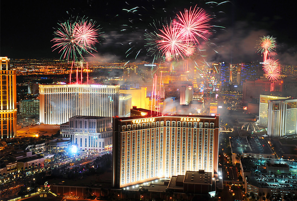 10 ciudades donde la celebración de año nuevo es incomparable - ancc83o-nuevo-las-vegas