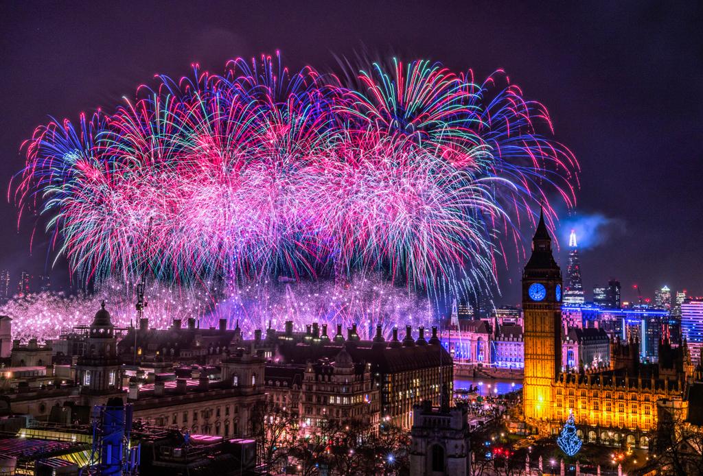 10 ciudades donde la celebración de año nuevo es incomparable - ancc83o-nuevo-londres