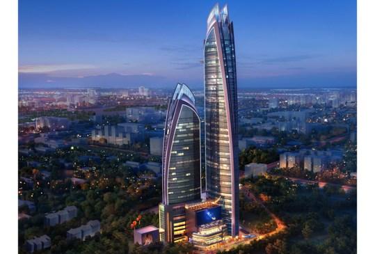 TODO lo que debes saber sobre el nuevo edificio más alto de África - banco-de-africa-rascacielos-mas-alto-marruecos-1-300x203