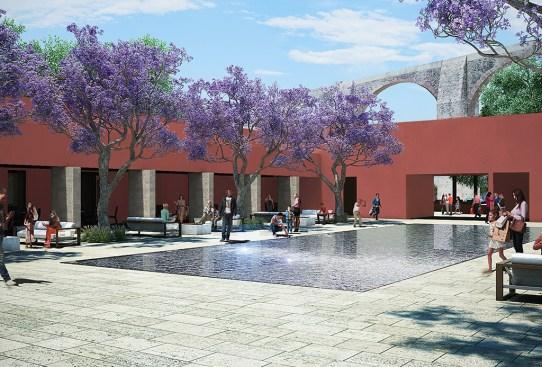 Barrio Santiago se convertirá en una de las nuevas razones para querer mudarte a Querétaro - barrio-santiago-queretaro-2-300x203