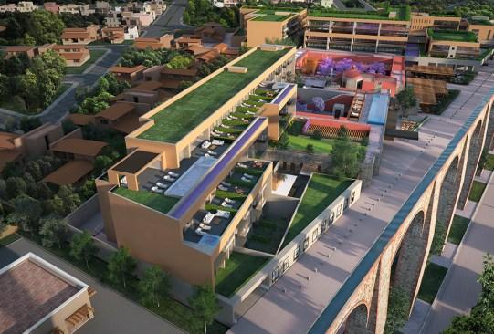 Barrio Santiago se convertirá en una de las nuevas razones para querer mudarte a Querétaro - barrio-santiago-queretaro-4-300x203