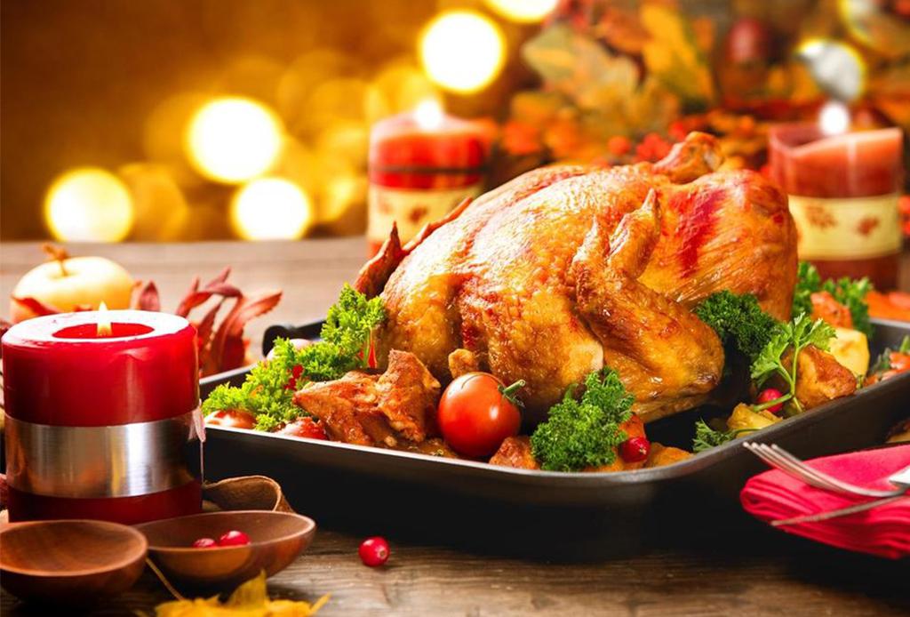7 restaurantes de la CDMX que ofrecen menú especial de Thanksgiving - cena-thanksgiving-3