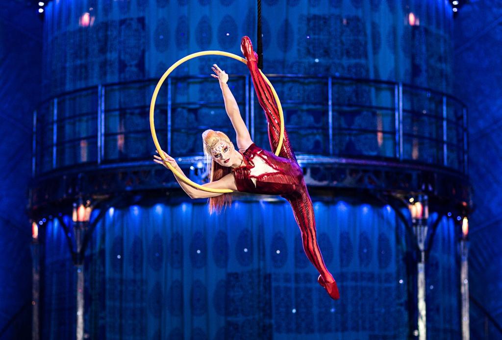Happenings: todo lo que puedes hacer este fin de semana en la CDMX (14-16 diciembre) - cirque-du-soleil