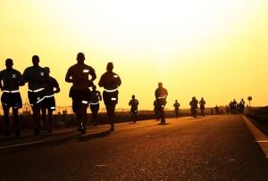 Running Monday: ropa reflejante creada para correr de noche