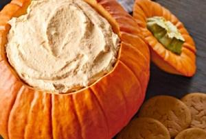 ¡Aprovecha la temporada de calabaza y prepara un delicioso dip!