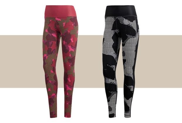 La Statement Collection de adidas se volverá tu mejor aliada para cualquier tipo de workout que hagas - leggings