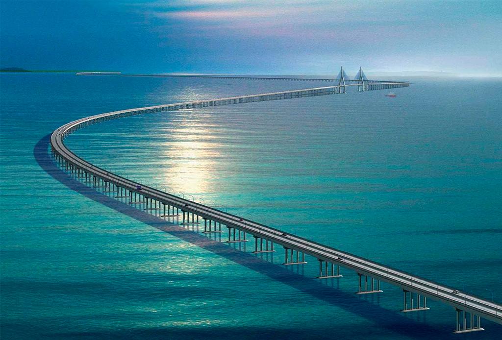Bucket list goal: los puentes más largos del mundo para autos - puentes-mas-largos-12