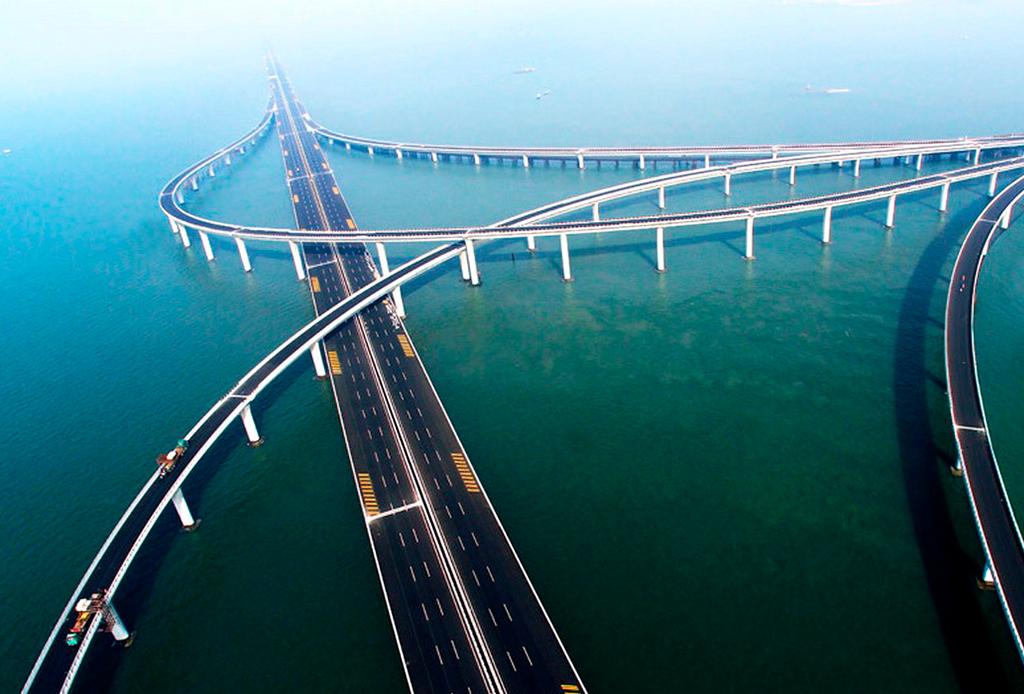 Bucket list goal: los puentes más largos del mundo para autos - puentes-mas-largos-15