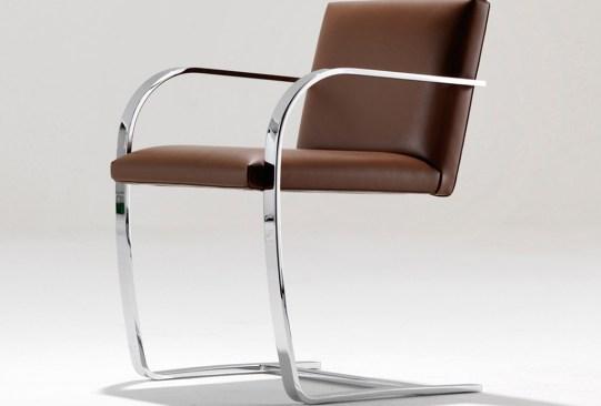¿Conoces las piezas de mobiliario más emblemáticas de Bauhaus? - silla-brno-bauhaus-300x203