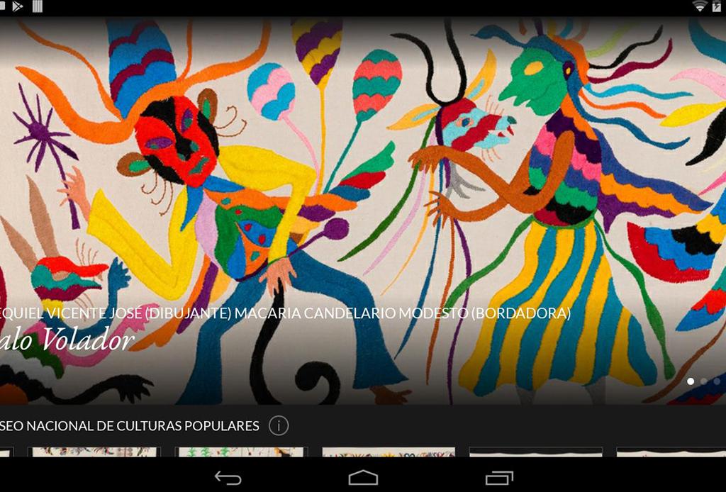 Descarga estas apps para ver exposiciones de museos mexicanos - apps-museos-4