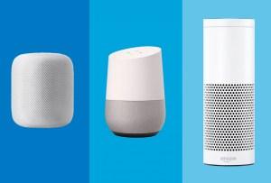 Estas bocinas inteligentes serán el primer paso para convertir tu casa en una smarthouse