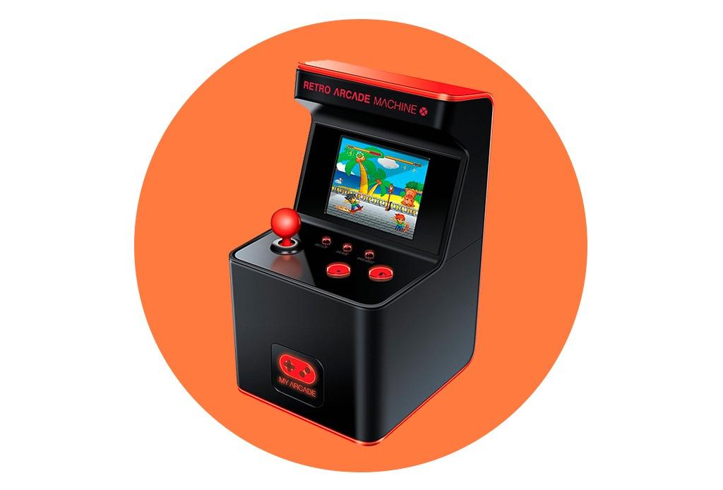 11 regalos que solo verdaderos gamers agradecerán - cabina-arcade