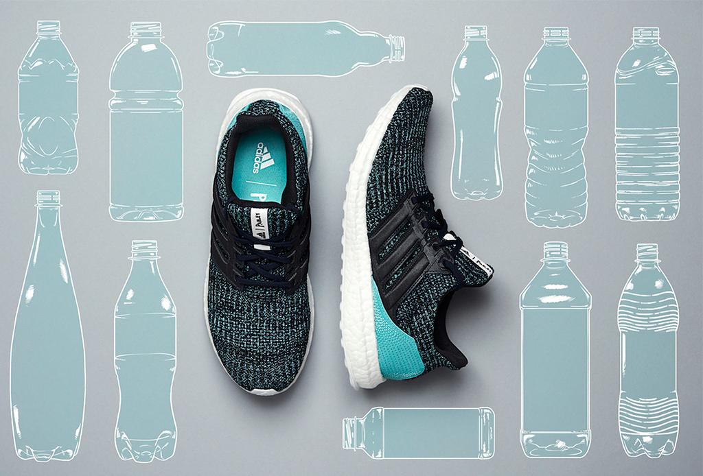 Usar calzado hecho de plástico reciclado ayuda a generar una menor huella ambiental