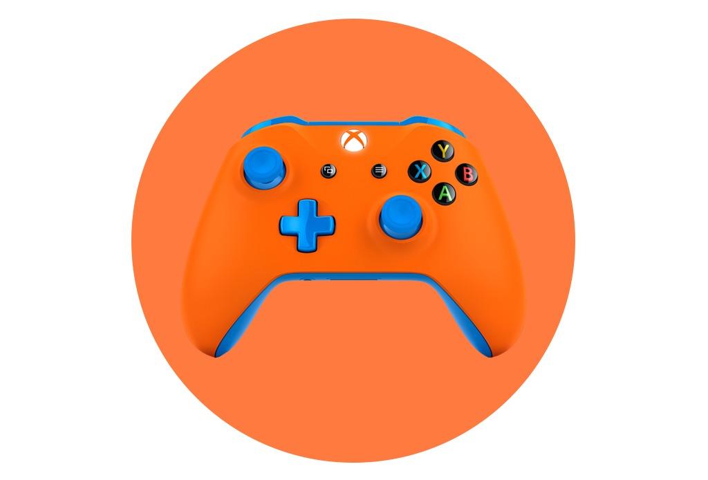 11 regalos que solo verdaderos gamers agradecerán - control-de-xbox-disencc83ado-por-design-lab