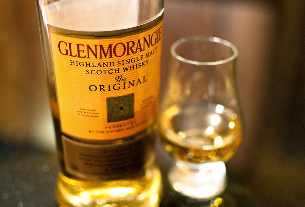 ¡Brinda por un Año Nuevo favorable con el whisky Glenmorangie Original!
