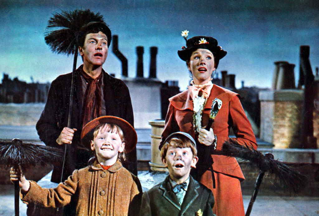10 cosas que no sabías sobre la primer película de Mary Poppins - mary-poppins-4