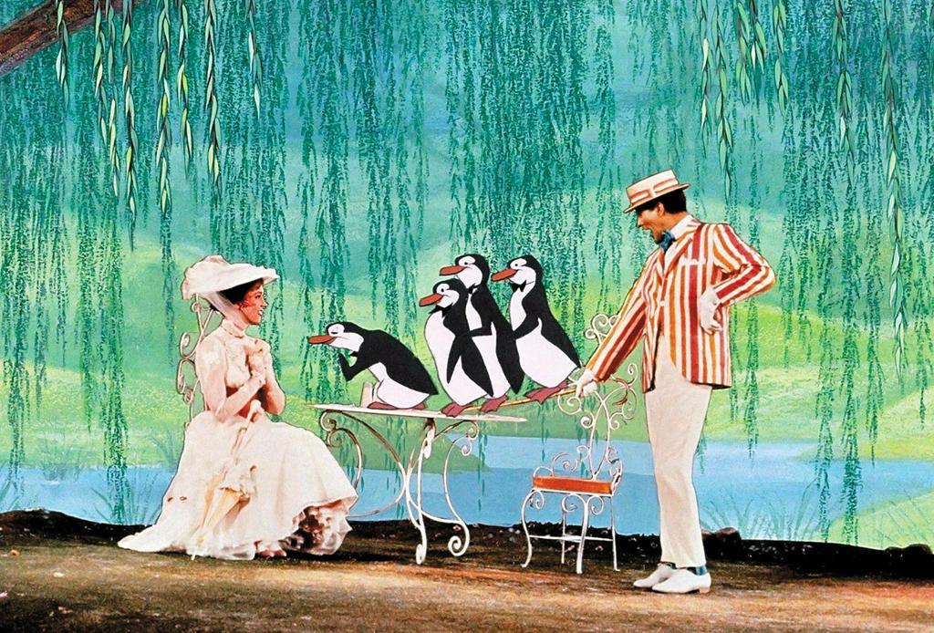 10 cosas que no sabías sobre la primer película de Mary Poppins - mary-poppins-5