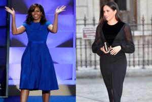 ¿De qué hablaron Meghan Markle y Michelle Obama cuando se conocieron?