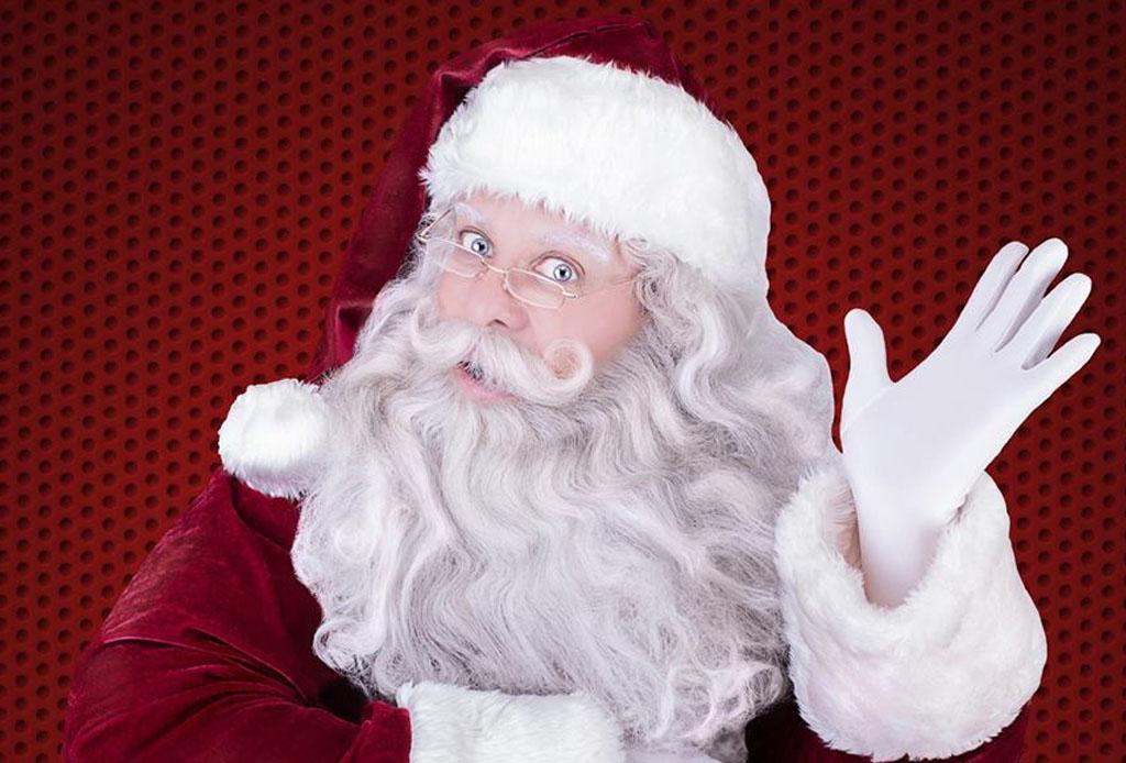 Happenings: todo lo que puedes hacer este fin de semana en la CDMX (21-23 diciembre) - santa-claus-ruben-cerda-1