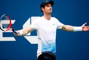 Los mejores momentos de Andy Murray en la cancha