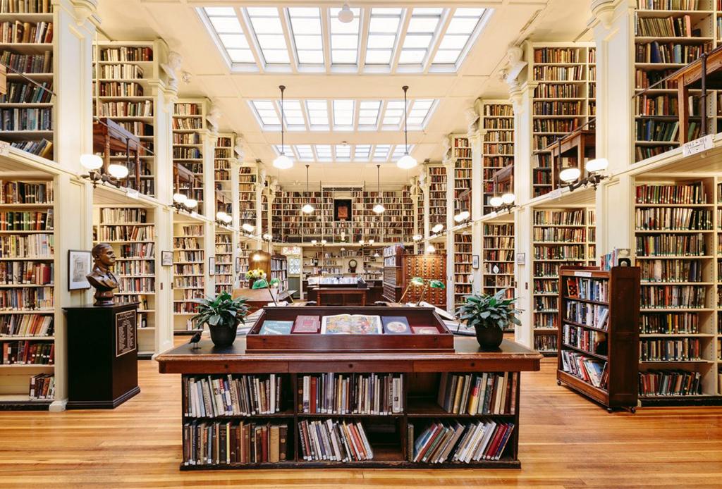 Conoce las bibliotecas más hermosas del mundo, ¡una de ellas es mexicana! - bibliotecas-mas-hermosas-del-mundo-6