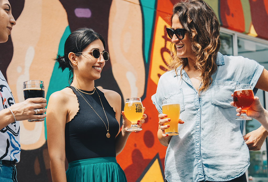 ¡Women Power! Estas mujeres destacan en la industria cervecera con estas increíbles botellas - cerveza-gose-2