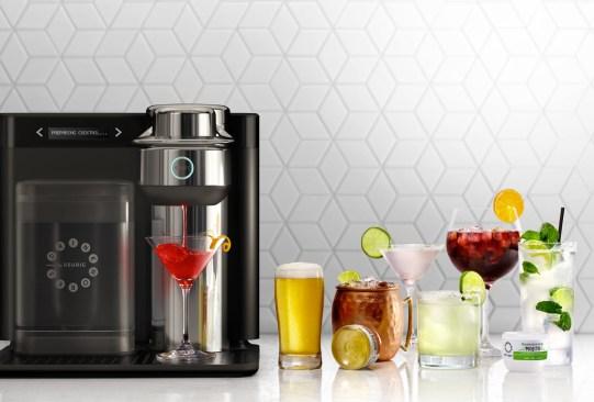 ¿Antojo de un drink o una cerveza? ¡Prepáralos en casa con una cápsula! - drinkworks-300x203