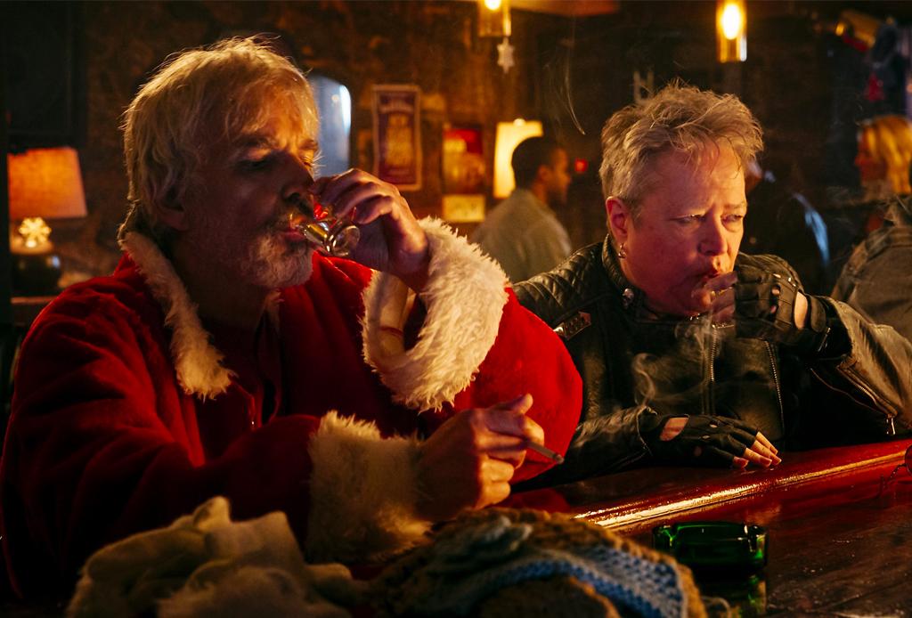 Escenas de películas donde los actores sí estaban borrachos - escenas-borrachos-7