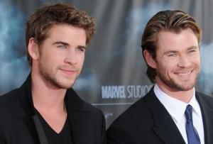 Ellos son los hermanos más sexys de Hollywood