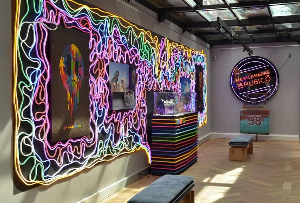 ¿Qué encontrarás en Rubicó? El NUEVO taller de arte mexicano