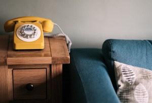 Teléfonos vintage: la nueva tendencia en decoración