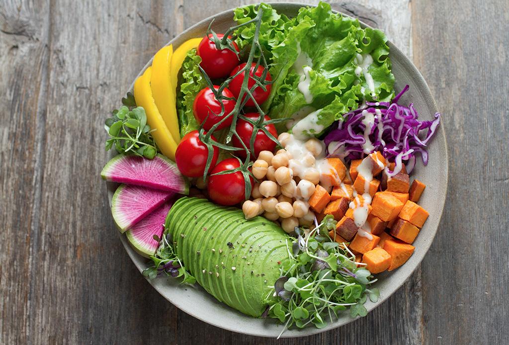 Descubre si estás listo para ser vegano con este programa - vegan-21-days