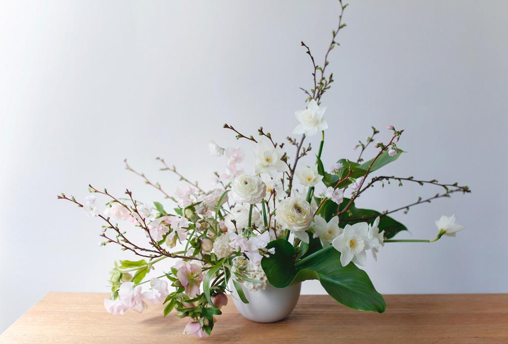 6 arreglos florales fáciles para poner en tu casa y para cualquier época del año - arreglos-7