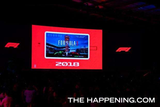 Johnnie Walker inauguró oficialmente las celebraciones de la F1 Gran Premio de México 2019 - aspecto_30